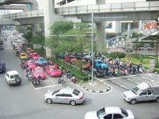 Traffic Jam - Bangkok Style