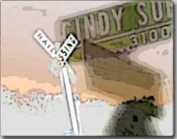 Persimpangan Kereta di San Antonio Yang Berhantu