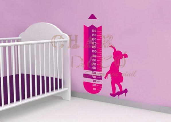 Infantiles 003 - Medidor de Niña