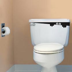 Infantiles 008 B - Moustruo WC