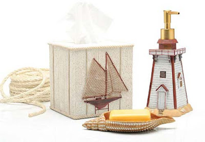 New Beach Bathroom Accessories Added To