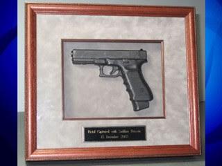 Saddam's Pistol - The trillion dollar gun