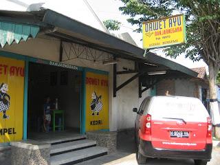 kdri+051 Kuliner Kediri: Dawet Ayu Banjarnegara   Mojoroto