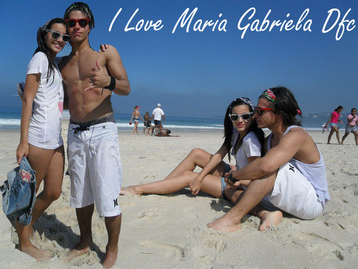 Nombre Real  Mar  A Gabriela De Far  A Chac  N