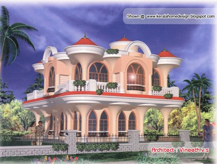 20 nice house designs by vineeth v s kerala home design for Nice home designs