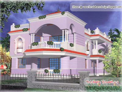 20 Nice house designs by Vineeth.v.s - Kerala home design and floor