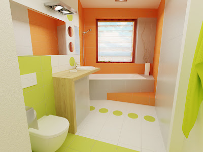 Modern bathroom design ideas kerala home design and Bathroom tiles design in kerala