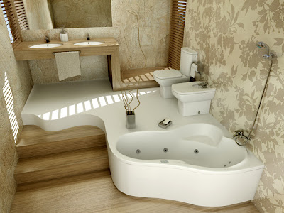 Bathroom Home Design on Modern Bathroom Design Ideas   Kerala Home Design And Floor Plans