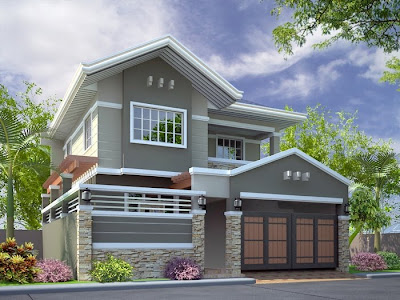 Beautiful House elevation designs Gallery ~ Beautiful House Garden