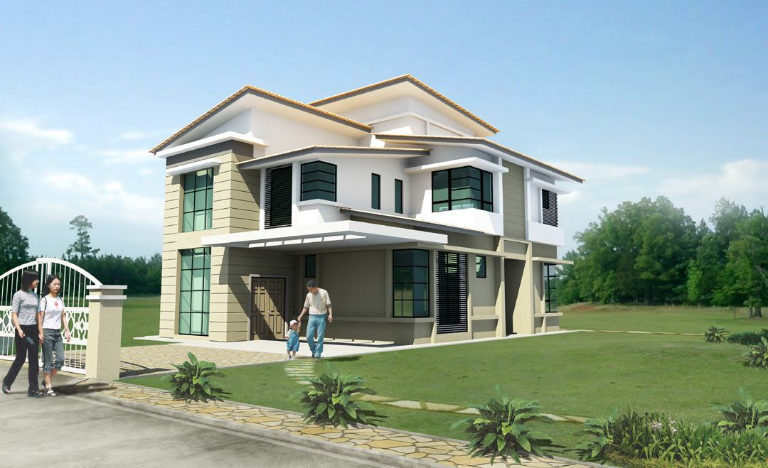 Incredible House Elevation Design 1080 x 659 · 100 kB · jpeg