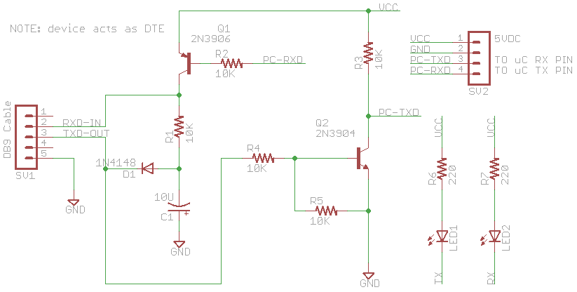 ttl level shifter diagrams 450320 rs 232 wire diagram rs232 cable wiring diagrams ef falcon wiring diagram pdf at eliteediting.co
