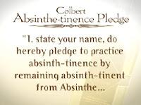 absintinence pledge 1/3
