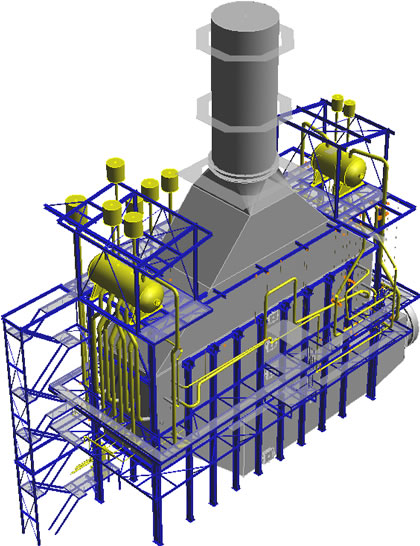 hazard identification in a combined cycle power plant Industrial risk management of a combined cycle power plant inês heitor  the  methodology used for the risk assessment of edp's ribatejo power plant, in.