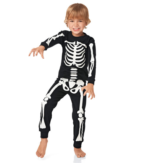 Trend Watch: Skeleton PJs » My Mom Shops