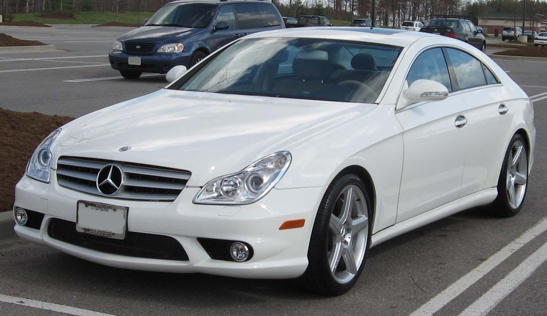 Mercedes-Benz CLS 55 AMG,