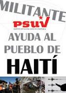 SOLIDARIOS CON HAITI