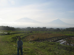 Merbabu dan Merapi