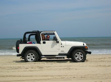 "The Recca Family ""Jeeping"" on Carolina Beaches!"