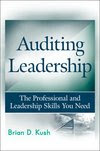 Auditing Leadership Available on Amazon