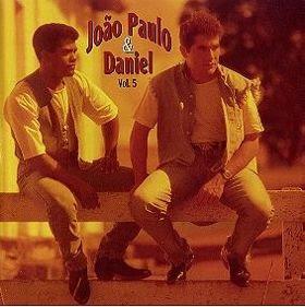 Cd João Paulo & Daniel - Vol. 5