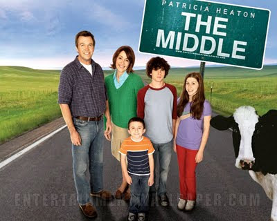 Assistir The Middle Online Dublado e Legendado