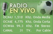 RADIO TARMA ¡La primerisima!