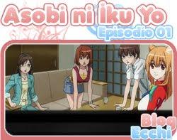 Asobi ni Iku Yo 01