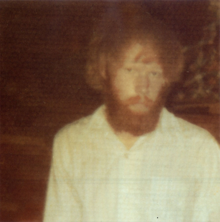 Jandek - The Door Behind album cover