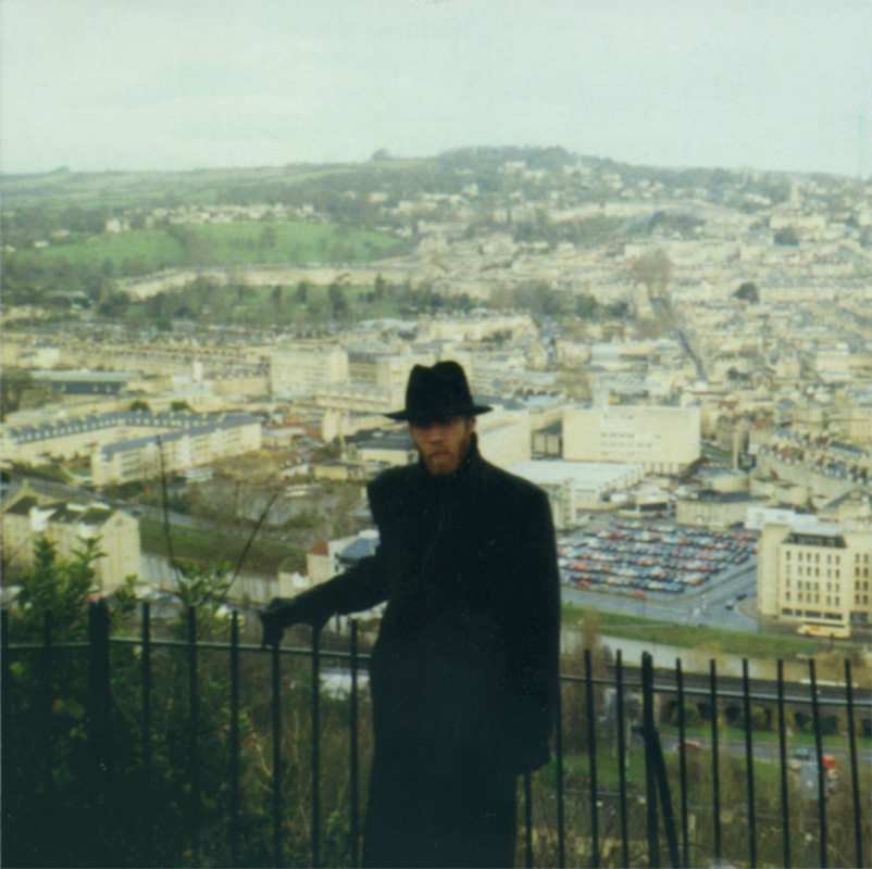 Jandek - London Tuesday album cover