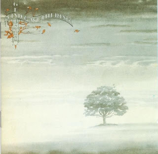 Genesis - Wind and Wuthering album cover