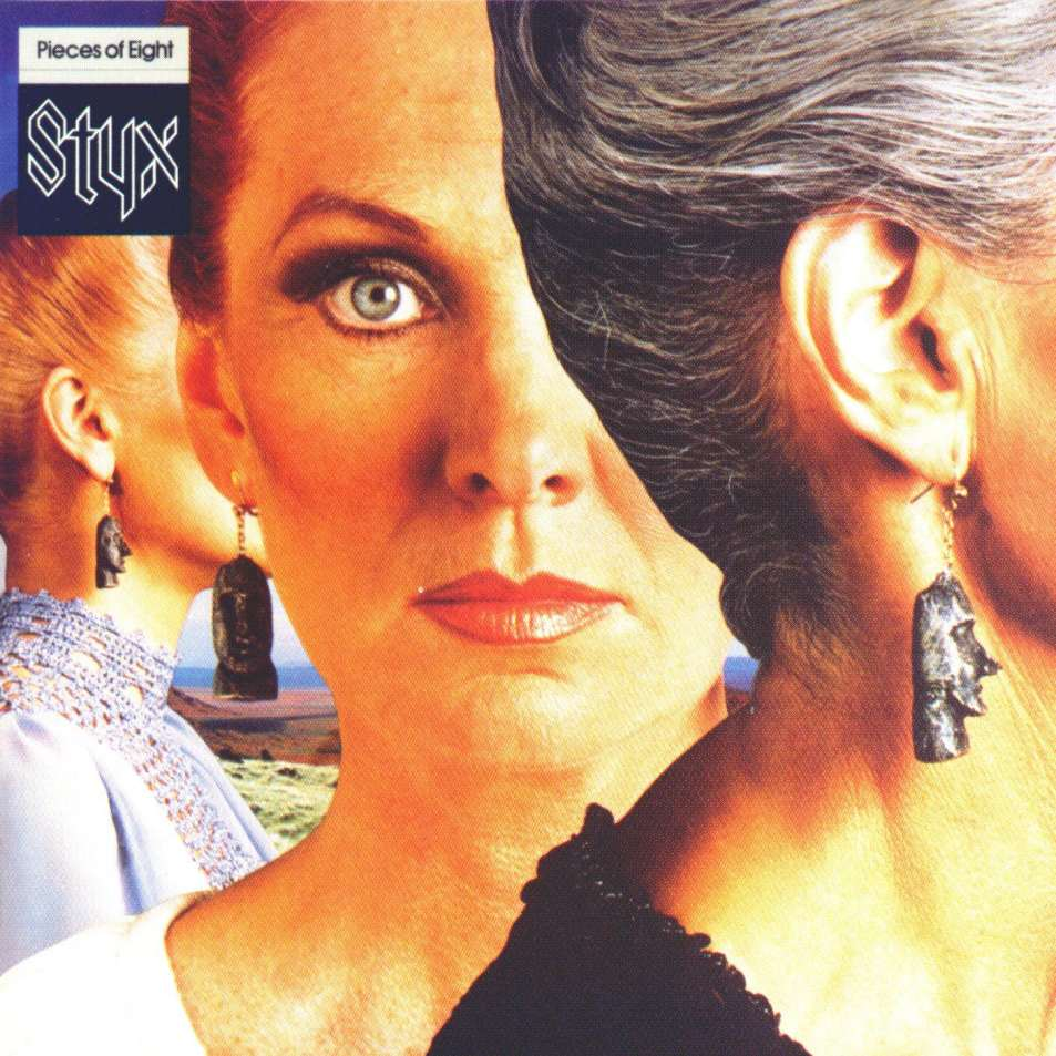 Styx - Pieces of Eight album cover