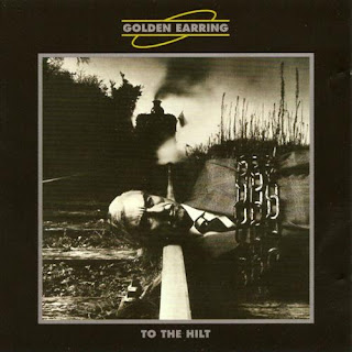 Golden Earring - To the Hilt album cover