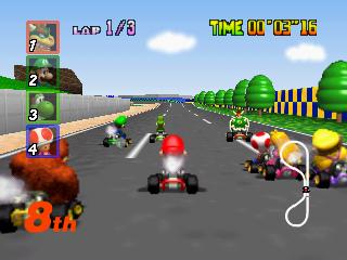 The Mario Kart Retrospective. Part Eight - Mario Kart 8 Mario%2520Kart%252064%2520