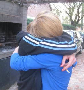 ese abrazo {L}