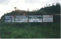 BARRAGEM DO RIBEIRÃO SALOMÉIA DE FLORESTA AZUL