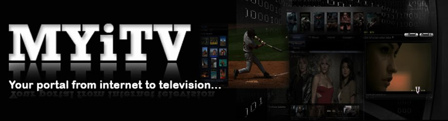 My iTV Software