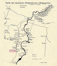 Mapa colonias del Volga