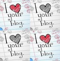 I ♥ Your Blog Award ♥