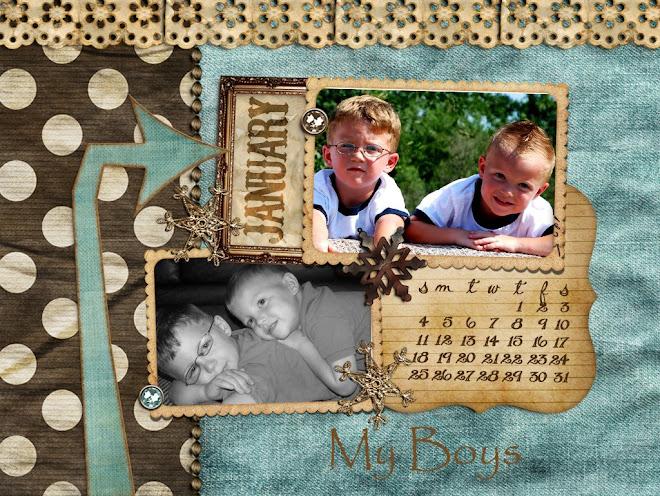 Me & my boys