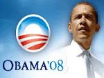Obama for President, 08'