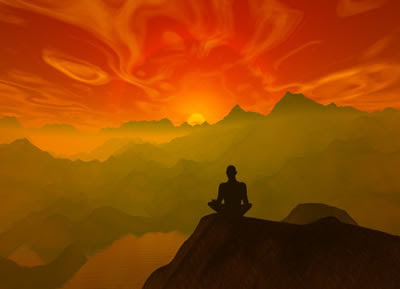 meditacion: antidoto para el estres