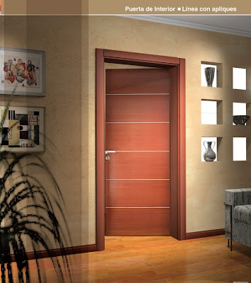 Nuevos dise os en puertas interiores for Puertas diseno italiano