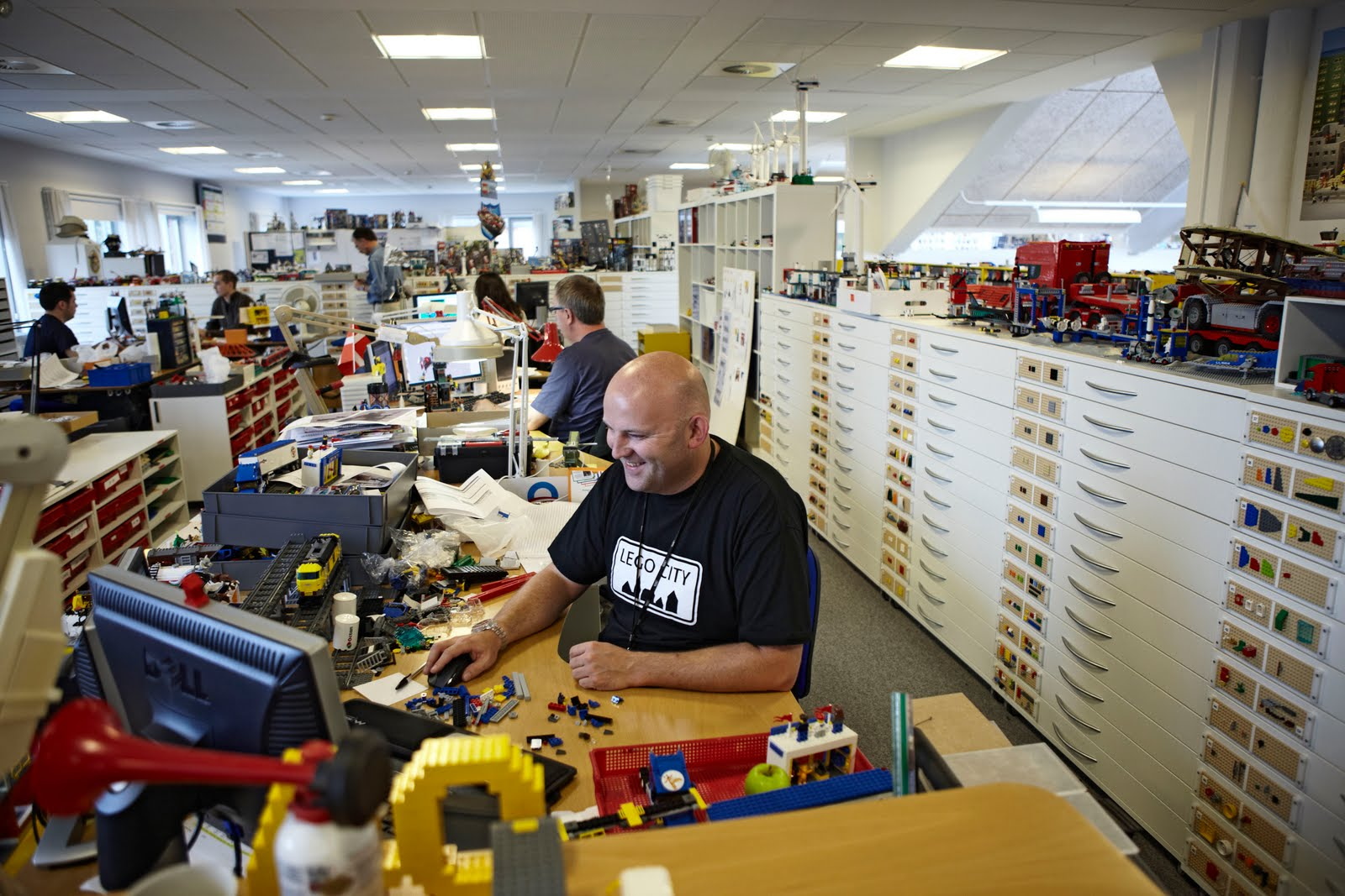 thinking design the building blocks of creativity at lego