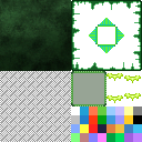Grassy Windowskin (RMVX/VXA)