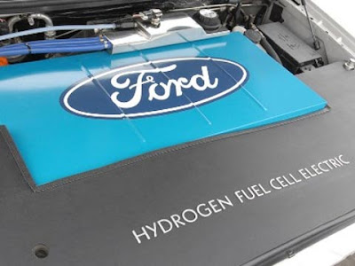Ford General Motors Hydrogen Fuel Cell Suv 39 S