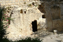 TÚMULO DE JESUS - JERUSALÉM