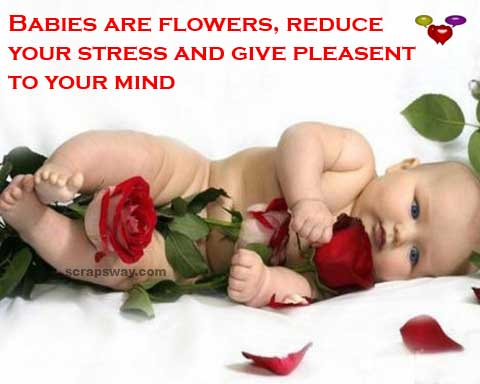 quotes for babies. images of abies with quotes