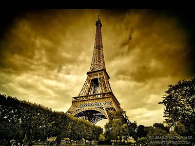 Eiffel Tower 3D