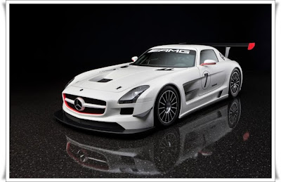2010 mercedes benz sls amg gt3 car wallpaper