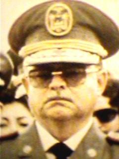 General guillermo rodriguez dictador ecuatoriano que irrumpe en el